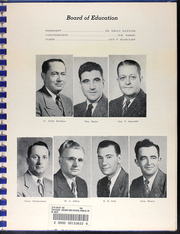Page 5, 1950 Edition, Holden High School - Eagle Yearbook (Holden, MO) online yearbook collection