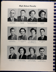 Page 6, 1950 Edition, Holden High School - Eagle Yearbook (Holden, MO) online yearbook collection