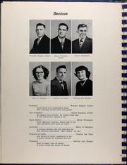 Page 8, 1950 Edition, Holden High School - Eagle Yearbook (Holden, MO) online yearbook collection