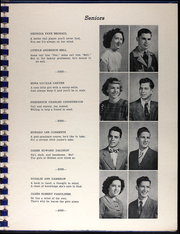 Page 9, 1950 Edition, Holden High School - Eagle Yearbook (Holden, MO) online yearbook collection