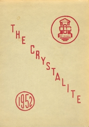 1952 Edition, Crystal City High School - Crystalite Yearbook (Crystal City, MO)