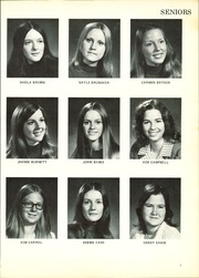 Page 11, 1974 Edition, Centralia High School - Heliostat Yearbook (Centralia, MO) online yearbook collection