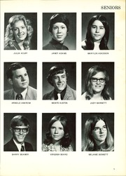 Page 9, 1974 Edition, Centralia High School - Heliostat Yearbook (Centralia, MO) online yearbook collection