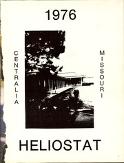 Page 3, 1976 Edition, Centralia High School - Heliostat Yearbook (Centralia, MO) online yearbook collection