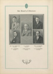 Page 12, 1930 Edition, Hayti High School - Centorian Yearbook (Hayti, MO) online yearbook collection