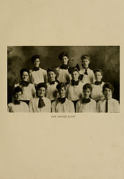 Page 17, 1904 Edition, Meredith College - Oak Leaves Yearbook (Raleigh, NC) online yearbook collection