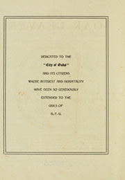 Page 8, 1904 Edition, Meredith College - Oak Leaves Yearbook (Raleigh, NC) online yearbook collection