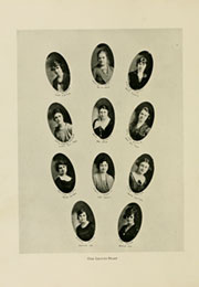 Page 16, 1919 Edition, Meredith College - Oak Leaves Yearbook (Raleigh, NC) online yearbook collection