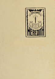 Page 5, 1920 Edition, Meredith College - Oak Leaves Yearbook (Raleigh, NC) online yearbook collection
