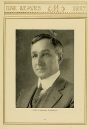 Page 17, 1927 Edition, Meredith College - Oak Leaves Yearbook (Raleigh, NC) online yearbook collection