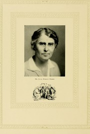 Page 10, 1929 Edition, Meredith College - Oak Leaves Yearbook (Raleigh, NC) online yearbook collection