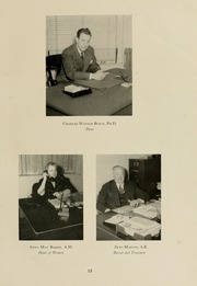 Page 17, 1948 Edition, Meredith College - Oak Leaves Yearbook (Raleigh, NC) online yearbook collection