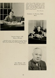 Page 15, 1949 Edition, Meredith College - Oak Leaves Yearbook (Raleigh, NC) online yearbook collection