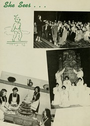 Page 12, 1950 Edition, Meredith College - Oak Leaves Yearbook (Raleigh, NC) online yearbook collection