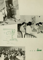 Page 14, 1950 Edition, Meredith College - Oak Leaves Yearbook (Raleigh, NC) online yearbook collection