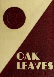 Page 1, 1951 Edition, Meredith College - Oak Leaves Yearbook (Raleigh, NC) online yearbook collection