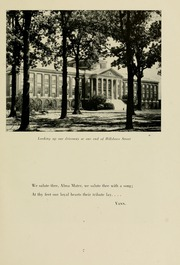 Page 11, 1953 Edition, Meredith College - Oak Leaves Yearbook (Raleigh, NC) online yearbook collection