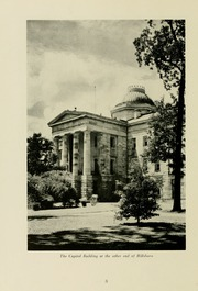 Page 12, 1953 Edition, Meredith College - Oak Leaves Yearbook (Raleigh, NC) online yearbook collection