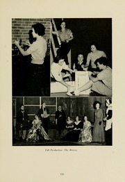 Page 127, 1953 Edition, Meredith College - Oak Leaves Yearbook (Raleigh, NC) online yearbook collection