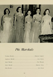 Page 131, 1953 Edition, Meredith College - Oak Leaves Yearbook (Raleigh, NC) online yearbook collection