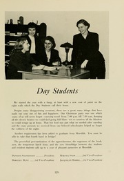 Page 133, 1953 Edition, Meredith College - Oak Leaves Yearbook (Raleigh, NC) online yearbook collection