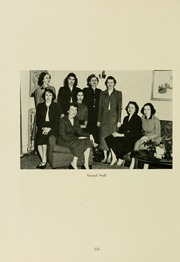 Page 136, 1953 Edition, Meredith College - Oak Leaves Yearbook (Raleigh, NC) online yearbook collection