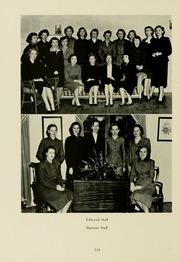 Page 138, 1953 Edition, Meredith College - Oak Leaves Yearbook (Raleigh, NC) online yearbook collection