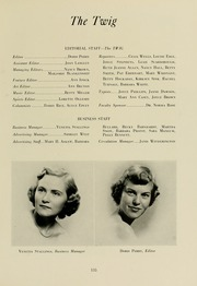Page 139, 1953 Edition, Meredith College - Oak Leaves Yearbook (Raleigh, NC) online yearbook collection