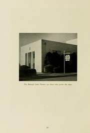 Page 14, 1953 Edition, Meredith College - Oak Leaves Yearbook (Raleigh, NC) online yearbook collection