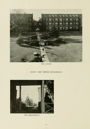 Page 10, 1956 Edition, Meredith College - Oak Leaves Yearbook (Raleigh, NC) online yearbook collection