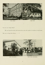 Page 12, 1956 Edition, Meredith College - Oak Leaves Yearbook (Raleigh, NC) online yearbook collection