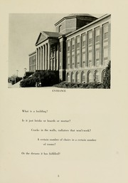 Page 9, 1956 Edition, Meredith College - Oak Leaves Yearbook (Raleigh, NC) online yearbook collection