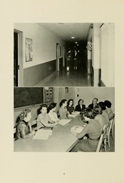 Page 10, 1957 Edition, Meredith College - Oak Leaves Yearbook (Raleigh, NC) online yearbook collection