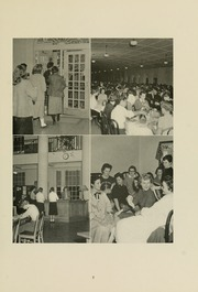 Page 11, 1957 Edition, Meredith College - Oak Leaves Yearbook (Raleigh, NC) online yearbook collection