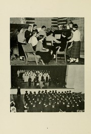 Page 12, 1957 Edition, Meredith College - Oak Leaves Yearbook (Raleigh, NC) online yearbook collection