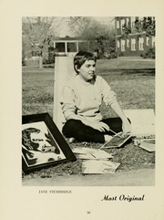 Page 54, 1958 Edition, Meredith College - Oak Leaves Yearbook (Raleigh, NC) online yearbook collection