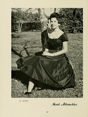 Page 56, 1958 Edition, Meredith College - Oak Leaves Yearbook (Raleigh, NC) online yearbook collection