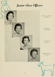 Page 61, 1958 Edition, Meredith College - Oak Leaves Yearbook (Raleigh, NC) online yearbook collection