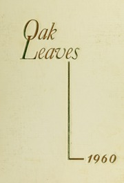 Page 1, 1960 Edition, Meredith College - Oak Leaves Yearbook (Raleigh, NC) online yearbook collection