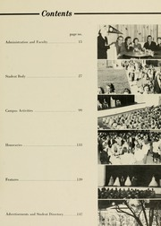 Page 15, 1960 Edition, Meredith College - Oak Leaves Yearbook (Raleigh, NC) online yearbook collection