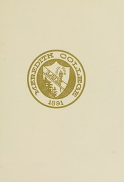 Page 5, 1960 Edition, Meredith College - Oak Leaves Yearbook (Raleigh, NC) online yearbook collection