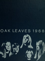 Page 1, 1968 Edition, Meredith College - Oak Leaves Yearbook (Raleigh, NC) online yearbook collection