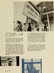 Page 9, 1968 Edition, Meredith College - Oak Leaves Yearbook (Raleigh, NC) online yearbook collection