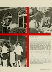 Page 41, 1976 Edition, Meredith College - Oak Leaves Yearbook (Raleigh, NC) online yearbook collection