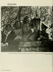 Page 42, 1976 Edition, Meredith College - Oak Leaves Yearbook (Raleigh, NC) online yearbook collection