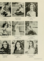 Page 45, 1976 Edition, Meredith College - Oak Leaves Yearbook (Raleigh, NC) online yearbook collection