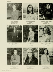 Page 46, 1976 Edition, Meredith College - Oak Leaves Yearbook (Raleigh, NC) online yearbook collection
