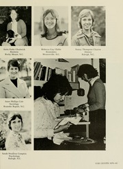Page 47, 1976 Edition, Meredith College - Oak Leaves Yearbook (Raleigh, NC) online yearbook collection