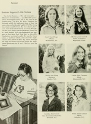 Page 48, 1976 Edition, Meredith College - Oak Leaves Yearbook (Raleigh, NC) online yearbook collection