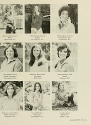 Page 49, 1976 Edition, Meredith College - Oak Leaves Yearbook (Raleigh, NC) online yearbook collection